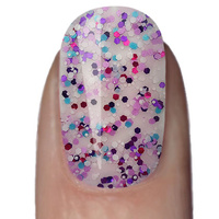 GlazeMe Hullabaloo - UV Nail Polish
