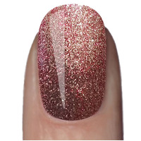 GlazeMe Rosé All Day - UV Nail Polish