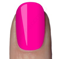GlazeMe Pink Flamingo - UV Nail Polish