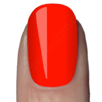 GlazeMe - Orange is the new black - UV Nail Polish