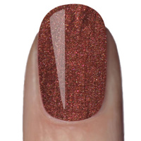 GlazeMe Winter - What A Cop Out - UV Nail Polish