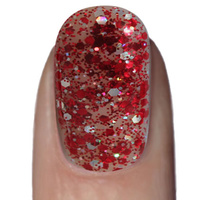 GlazeMe Jingle Bell Rock - UV Nail Polish