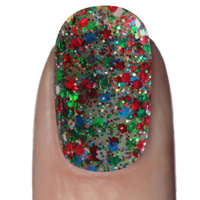 GlazeMe - Santa Baby - Limited Edition Christmas UV Nail Polish