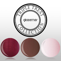 GlazeMe Triple Treat Collection