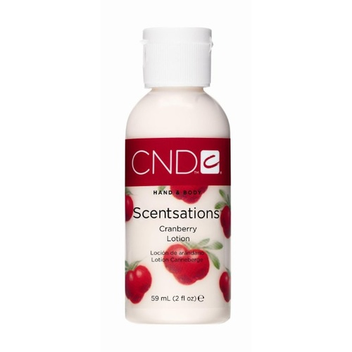 CND Hand & Body Scentsations - Cranberry 59ml